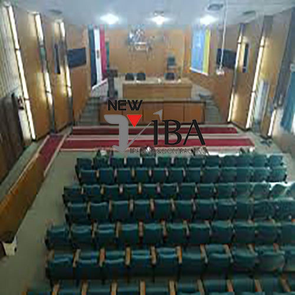 اعمال توريد و تركيب اجهزة تكييف بقاعة المؤتمرات بمبنى نقابة المهندسين بالشاطبى